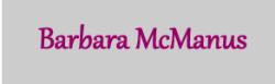 Barbara McManus